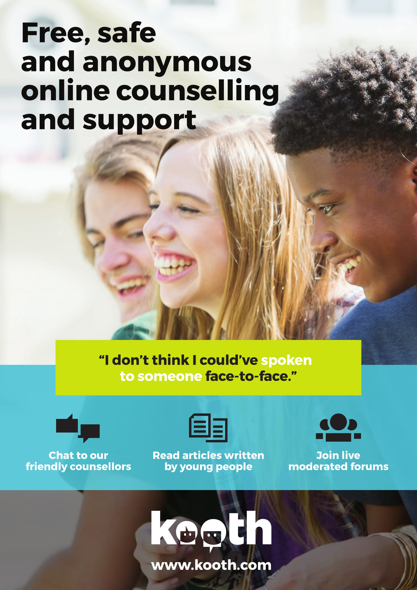 Kooth Poster 2017 1 1 Somerset Parent Carer Forum